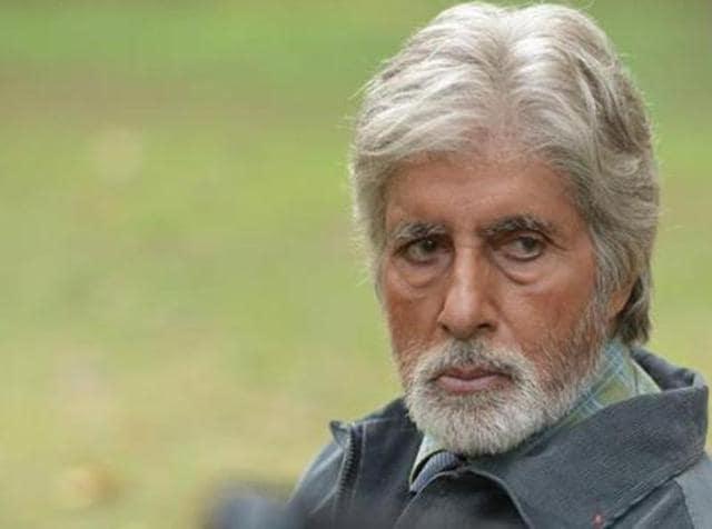 Amitabh Bachchan plays a lawyer in Pink.