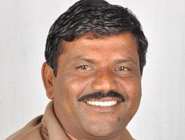 Dhar MLA Kalu Singh Thakur returned on Thursday from what he called a self-exile to escape threats from a contractor.