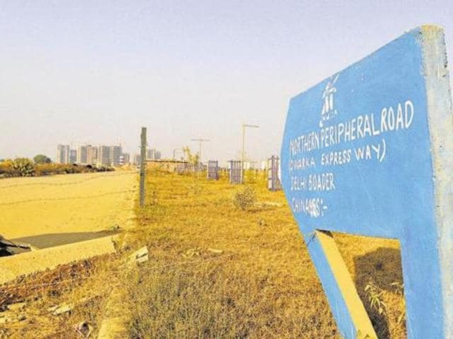 Homebuyers in New Gurgaon sectors are questioning Huda's decision to not acquire the land needed for developing much-needed parks, green belts and a multi-purpose stadium in the area.