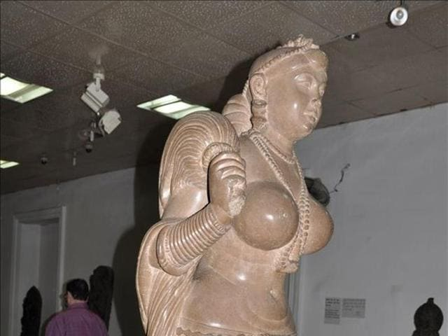 None of the administrators looking after the Patna Museum stood up as guardians to protest against the decision to shift its exhibits