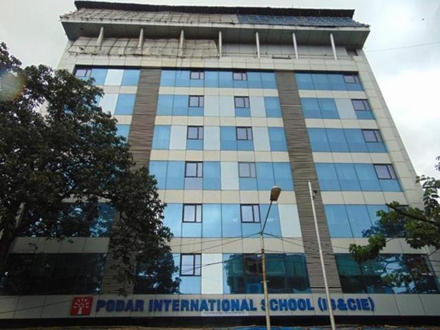 HT Top Schools Survey 2016,Mumbai,Podar International School