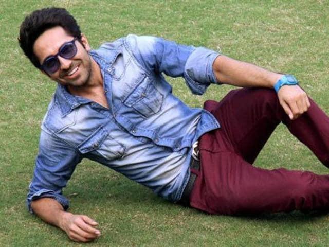 Ayushmann will next be seen in Meri Pyaari Bindu. (PTIPhoto)