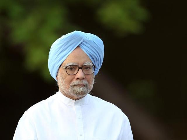 Manmohan Singh had acquired his Masters degree from Panjab University in 1954 and joined the institution as a senior lecturer in 1957 and went on to become a professor in 1963.(HT File Photo)