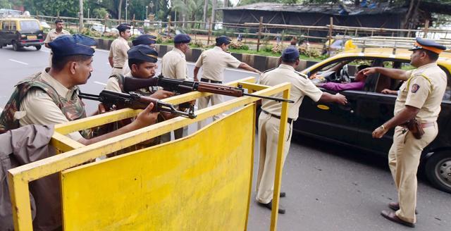 Uran,Uran naval base,Mumbai security alert