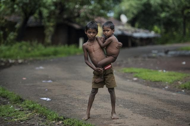 The state government is facing ire for deaths of children due to malnutrition.