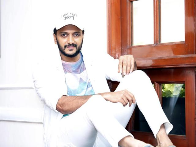 Riteish Deshmukh is making a biopic on Chhatrapati Shivaji, in which he will also act.