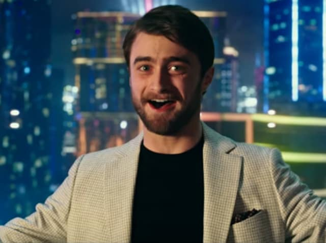 Radcliffe has mostly been doing independent films since Harry Potter.