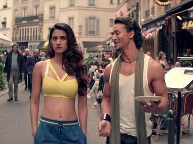 The actress featured with the Baaghi star in a music video earlier in 2016. Gossip mills have been abuzz for a long time that the duo are dating each other.