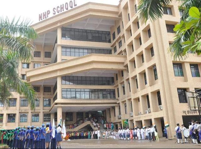 New Horizon Public School, Sector 19, Airoli