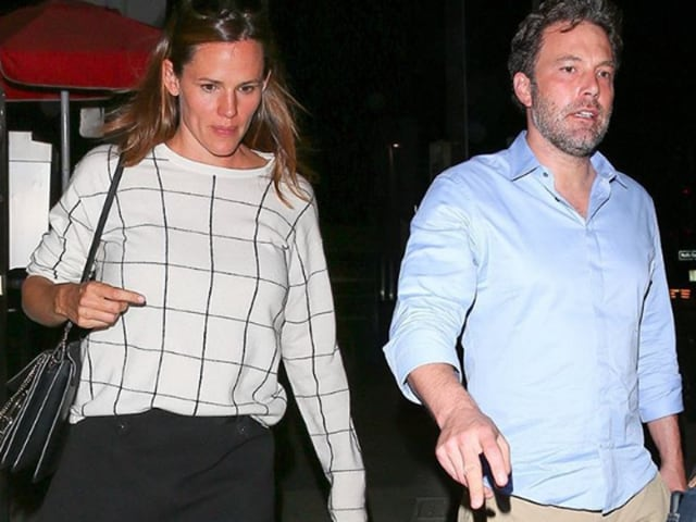 Affleck and Garner have frequently been spotted together.