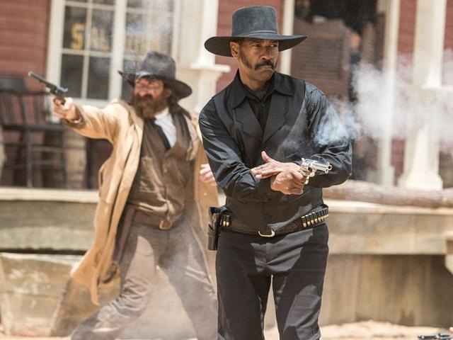 The Magnificent Seven review by Rashid Irani: Denzel in distress