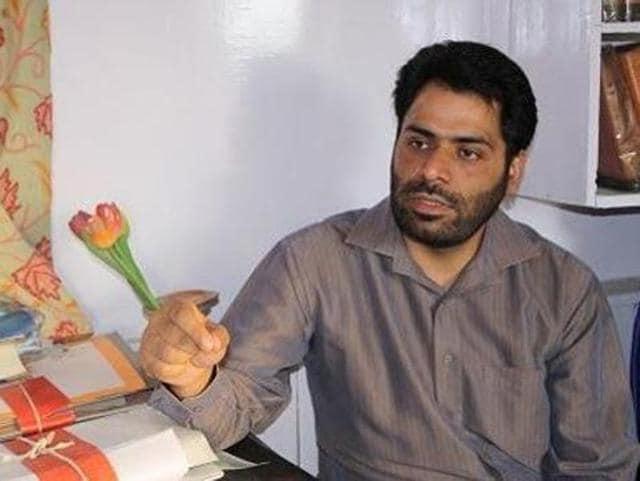 Rights activist,Khurram Parvez,Kashmiri activist arrested