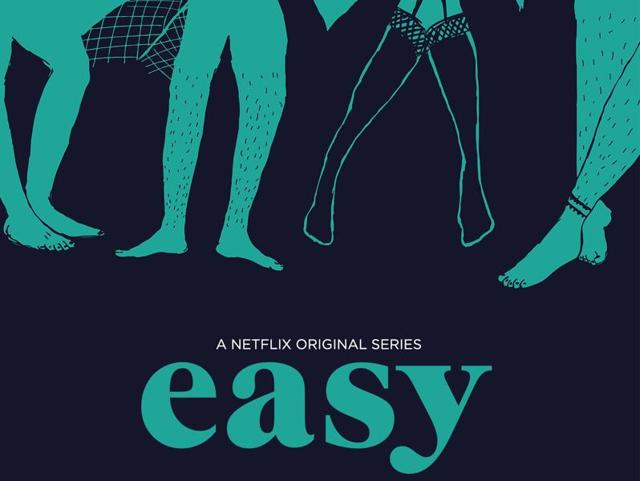 More than a show, Netflix's Easy is an anthology of short films by mumblecore pioneer Joe Swanberg.(Netflix)