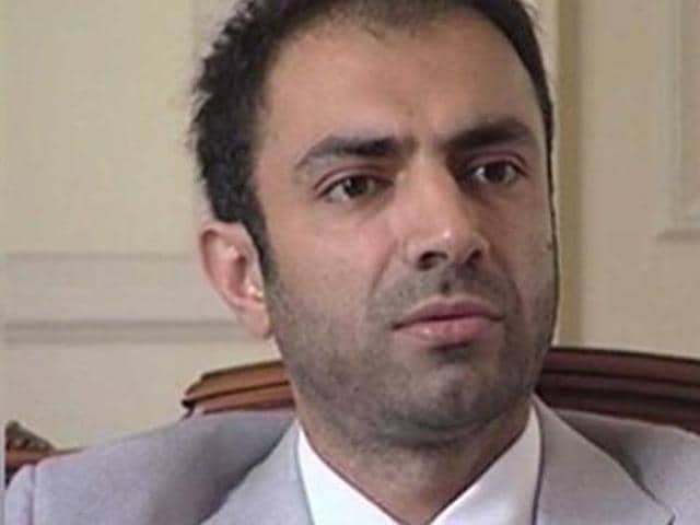Baloch leader Brahamdagh Bugti, who currently resides in self-exile in Switzerland
