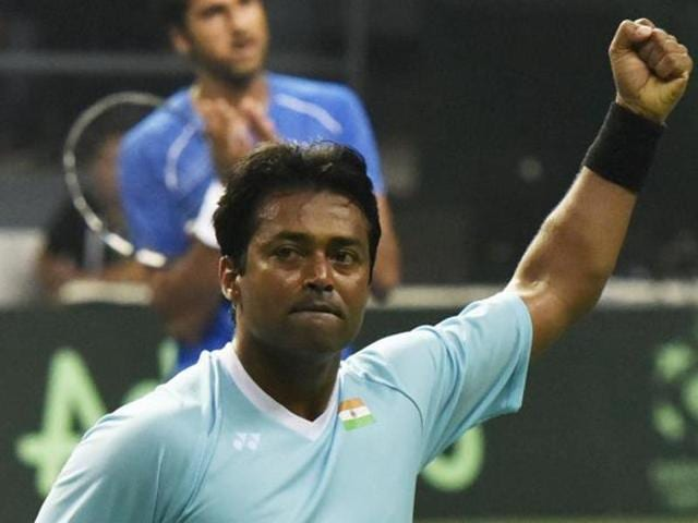 The Indo-German duo defeated the Russian pair 6-3, 7-6 in a match that lasted over 90 minutes.