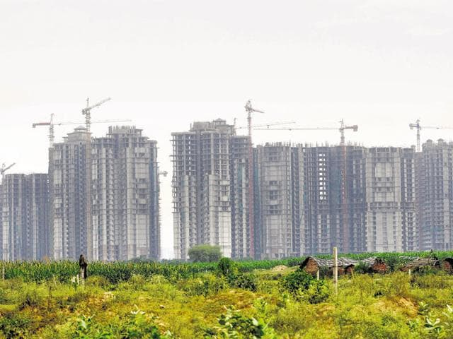 Homebuyers are suffering in Greater Noida because the builders are not completing projects on time.