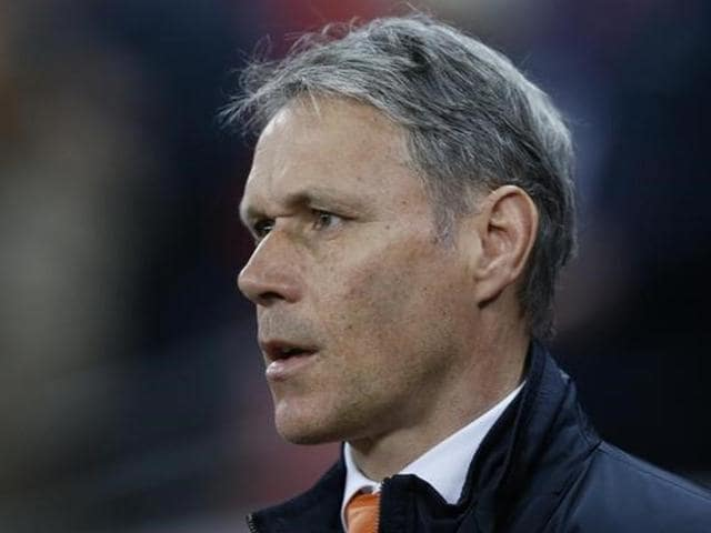 Marco van Basten,Fifa,1992 World Player of the Year