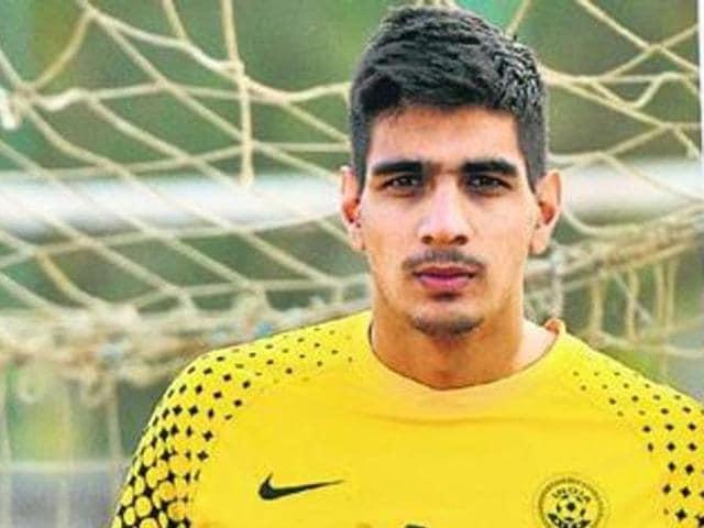 Gurpreet Singh Sandhu,U-17 World Cup,Europa League