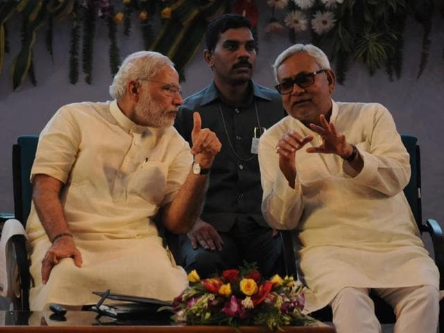 Deen Dayal Upadhyaya birth centenary,PM Narendra Modi,Bihar CM Nitish Kumar