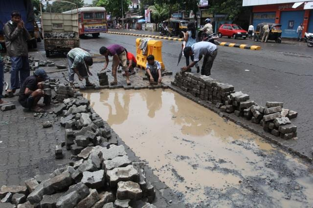 Last year, BMC chief Ajoy Mehta had ordered an inquiry into the road works after he received a confidential letter from mayor Snehal Ambekar alleging malpractices.