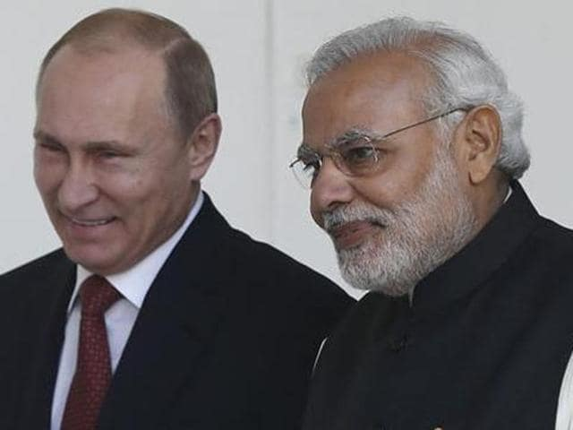 In fora like the BRICS and the Shanghai Cooperation Organisation there is also a meeting of minds. However, the main challenge facing India and Russia is the slow but steady drift of Moscow towards the strategic shores of Beijing
