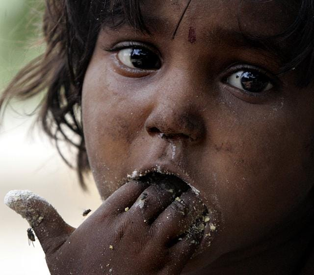 The International Food Policy Research Institute's global hunger index says India is worse off than Nepal, Bangladesh, Senegal and Rwanda