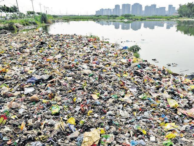 Noida,Environment,pollution