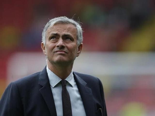 Mourinho finds himself under fire less than two months into his United reign after three successive defeats and an unconvincing League Cup win at third tier Northampton.