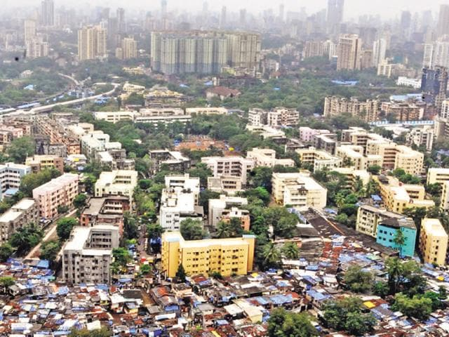 There are 3,410 tenants living in the 47 buildings, making this one of the largest plots of land in South Central Mumbai to go for redevelopment.