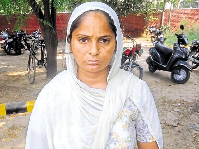 Mandip Kaur, daughter of the deceased.