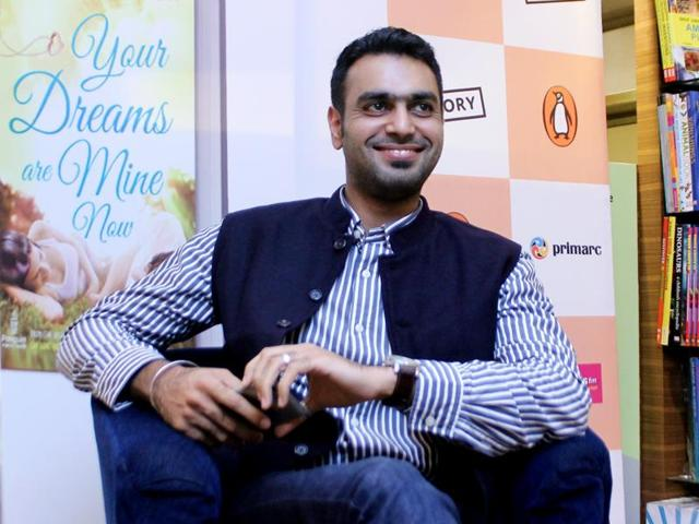Ravinder Singh's latest book, This Love that Feels Right, has two women protagonists, Naina and Manvika.
