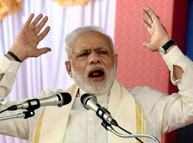 "Pakistan foreign office said  in a statement Prime Minister Narendra Modi in a public meeting in Kerala ""tried to malign Pakistan""."