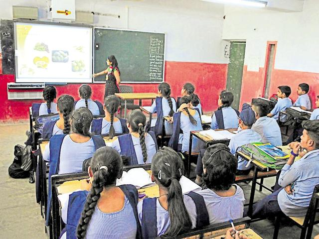 Of the 2.89-lakh people in the age group of 5-19 in Chandigarh, only 2.33 lakh are attending educational institutions.
