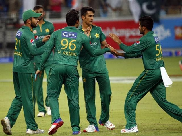 Pakistan had won the first T20 by nine wickets.