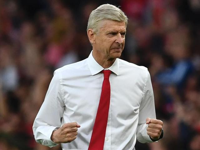 Wenger's side have looked physically intimidated by Chelsea in the past but they were in the driving seat from the start of Saturday's encounter.