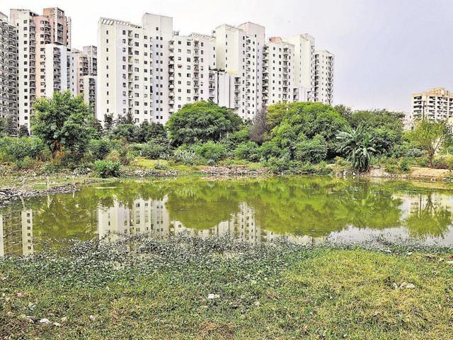 Municipal Corporation of Gurgaon,real estate boom,high-rises