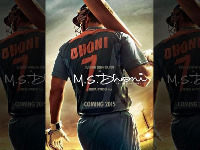 Sushant Singh Rajput,MS Dhoni,Selection Day