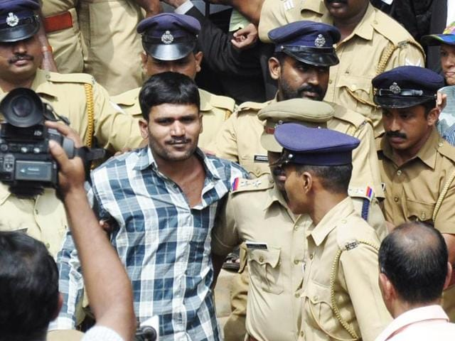 SC had commuted the death sentence of Govindachamy, a convict in the brutal rape and murder case of 23-year-old Soumya, to a seven-year jail term.