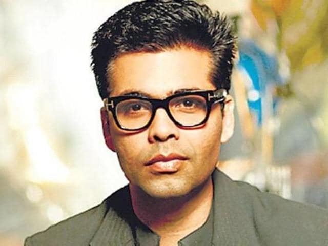 In an interview to NDTV, Karan Johar said there was a time when he felt lonely and depressed. He didn't want to meet people and found excuses to leave the city (Mumbai).(HT File Photo)