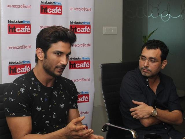 In a special chat with HT Café, Sushant Singh Rajput and film-maker Neeraj Pandey talk about making a biopic on 'Captain Cool'.