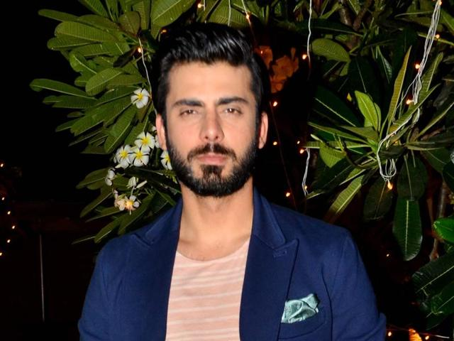 Actor Fawad Khan has apparently left India.