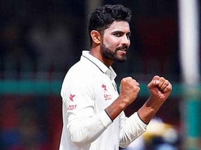 Jadeja won man of the match for his performance with bat and ball in India's win in Kanpur.