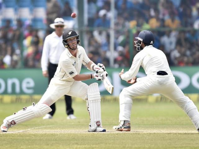 Luke Ronchi scored 80 in the second innings.