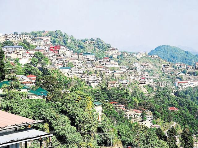 Mussoorie,freeze zone,building norms in Mussoorie