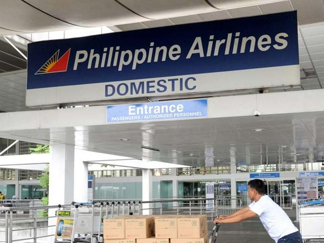 Philippine Airlines,PAL aircraft,Smoke on board
