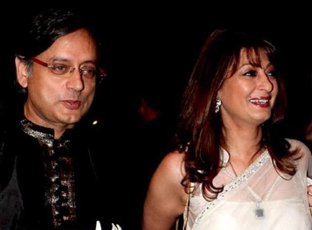 Sunanda Pushkar,death of Sunanda Pushkar,Shashi Tharoor