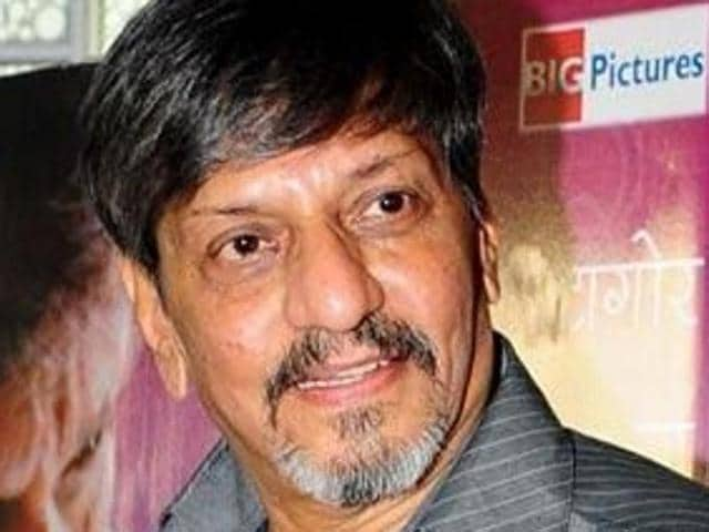 Actor and filmmaker Amol Palekar