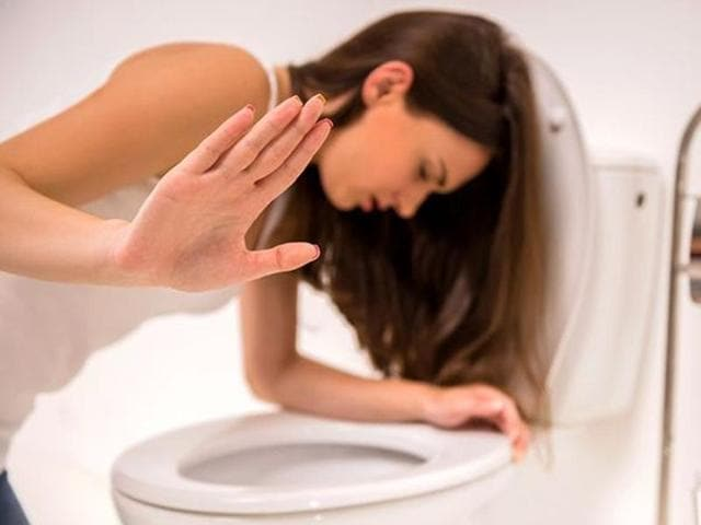 Between 50% and 80% of pregnant women report feeling nauseous or throwing up during their first trimester, said findings.
