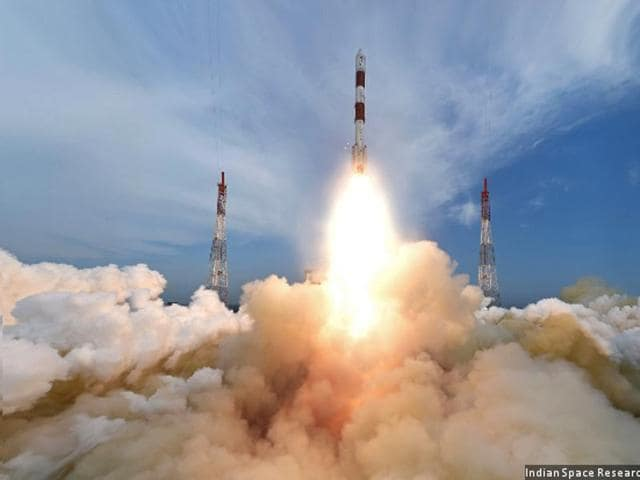 Modi lauds space scientists for succesful satellite launch