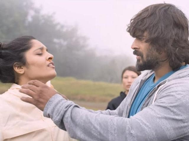 Irudhi Suttru has been directed by Sudha Kongara and has popular actor Madhavan and newcomer Ritika Singh playing the lead roles.(YouTube)